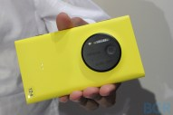 Nokia Lumia 1020 hands-on - Image 4 of 15