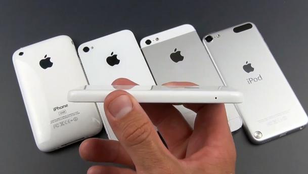iPhone Mini Vs iPhone 5