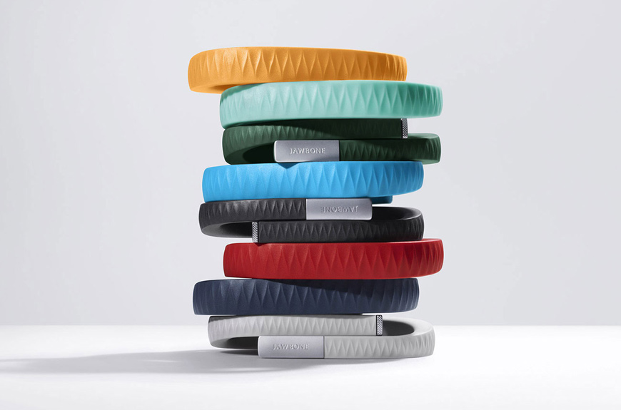 Jawbone UP Vs Fitbit Flex
