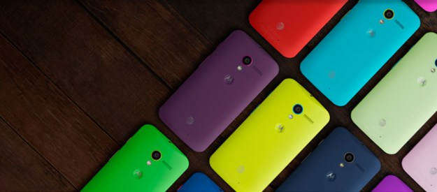 Moto X Moto Maker Availability