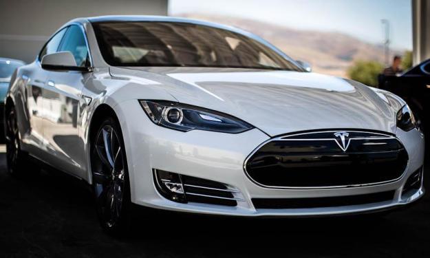 Tesla Fires Stock