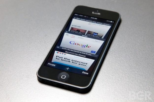Mobile Internet Browsing Traffic