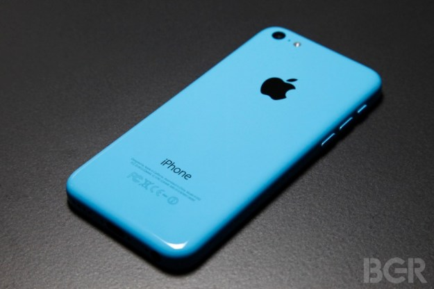 iPhone 5c Sales Slow Verizon