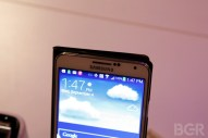 Samsung Galaxy Note 3 Hands-on - Image 3 of 5