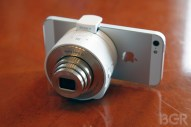 Sony Cyber-shot QX10 and QX100 hands-on - Image 9 of 11