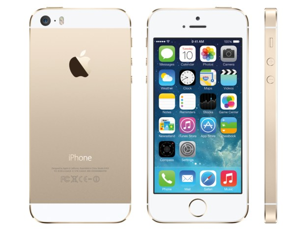 Apple Gold iPhone 5s eBay Auction