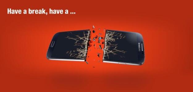 Nokia Attack Ad