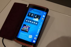 Samsung Galaxy Smartphone Wraparound Display