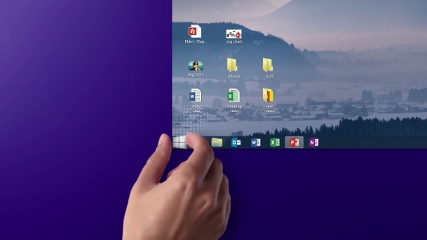 Microsoft Windows 8.2 Start Menu