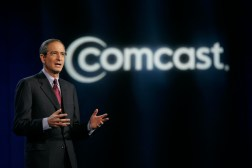 Comcast CEO Roberts Interview