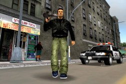 Google Glass Grand Theft Auto App