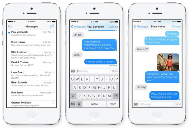 Apple iMessage Security
