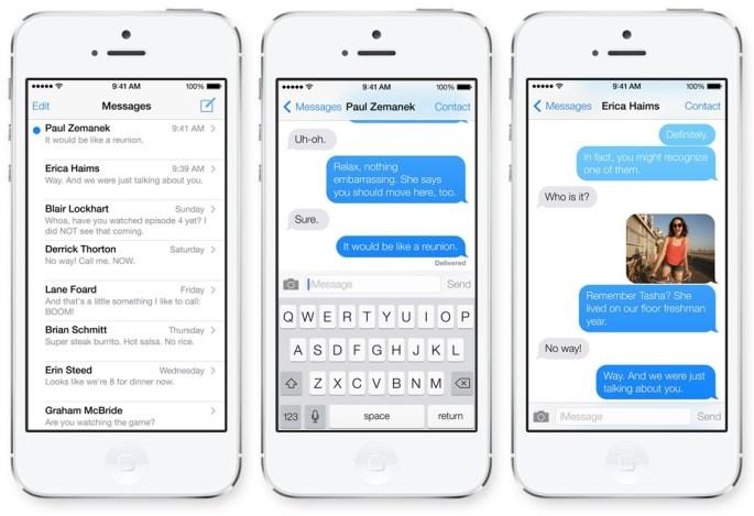 iOS Messages Bug Fix