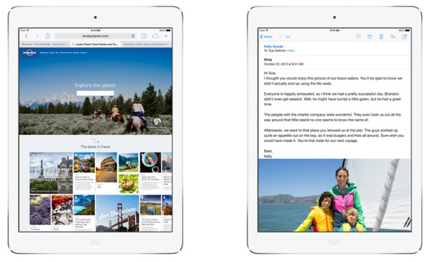 iPad Air Release Date Specs Official