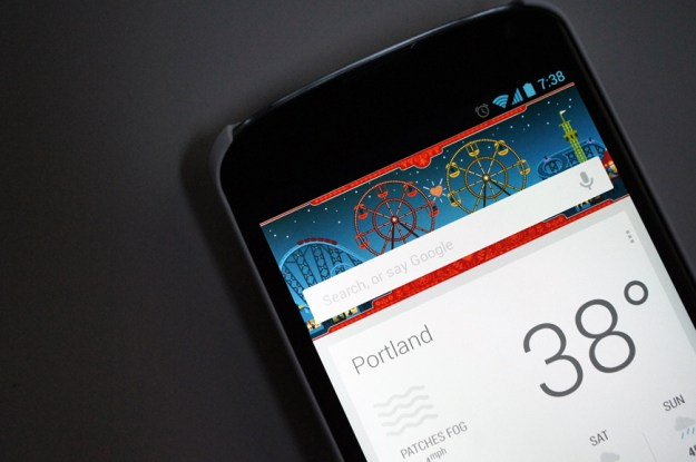 Android 5.0 Teased in Google Now