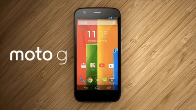 Moto G2 Specs and Pictures