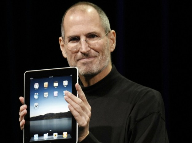 Steve Jobs iPad Strategy