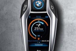BMW i8 Computerized Key