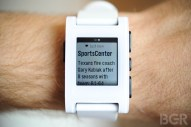 Pebble Smartwatch - Image 11 of 18