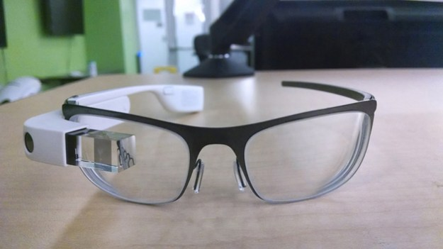 Prescription Google Glass
