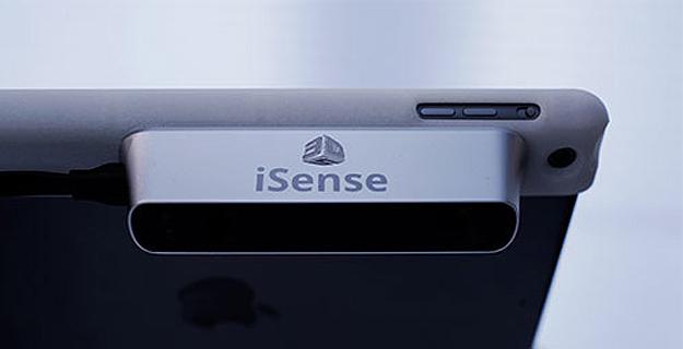 iPad 3D Scanner