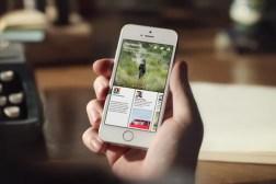 Facebook Paper iPhone App Launch
