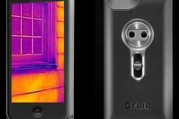 iPhone Night Vision Camera