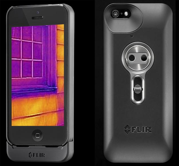 iPhone Night Vision Camera