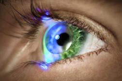 Innovega iOptik Augmented Reality Contact Lenses