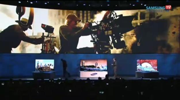 Michael Bay CES Video