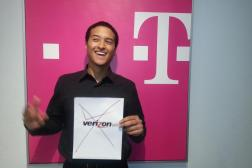 AT&T Verizon Vs. T-Mobile Sprint