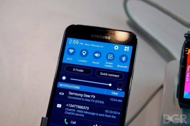 Galaxy S5 TouchWiz Bloatware