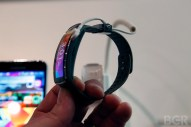 Samsung Gear 2 and Gear Fit Hands-on - Image 8 of 10