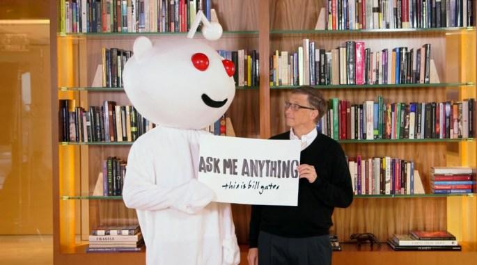 Bill Gates Interview