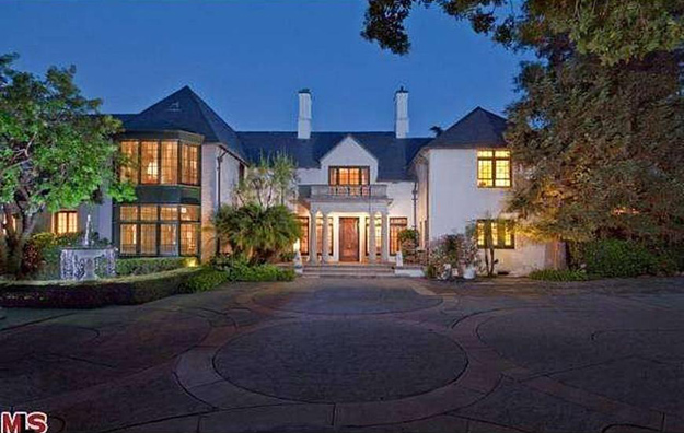 Eric Schmidt Hollywood Mansion