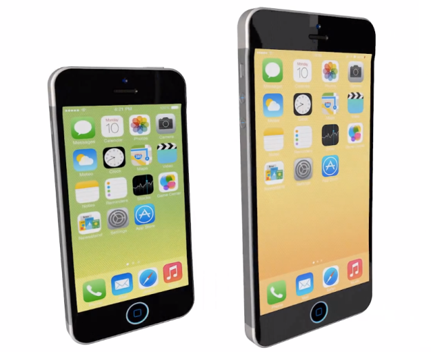 iPhone 6 Specs 5.5-Inch Display