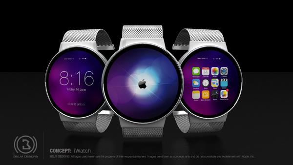 Apple iWatch Swiss Watchmakers