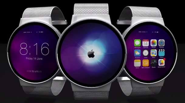 Apple iWatch Wireless Charging