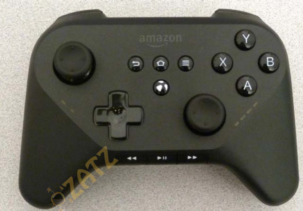 Amazon Set-Top Box Game Controller