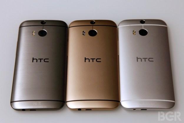 HTC vs. Samsung Smartphones