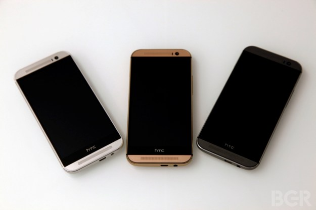 HTC One (M8) specs