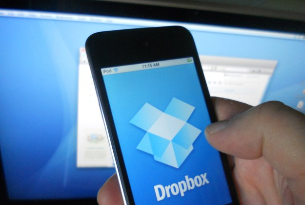 Dropbox Sharing Copyright Files