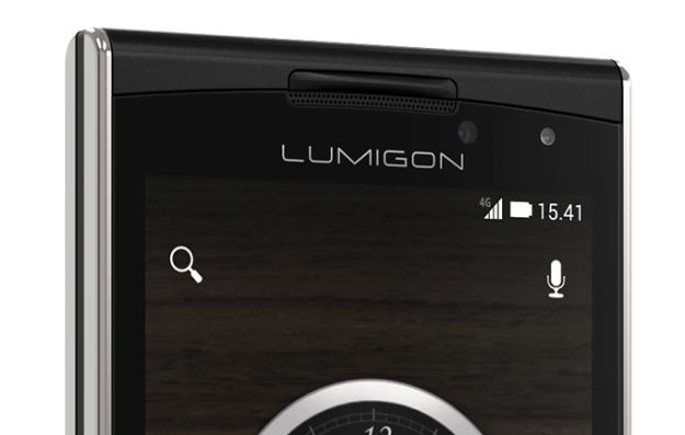 Lumigon T2 Smartphone Specs