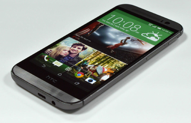 HTC One M8 Hands On