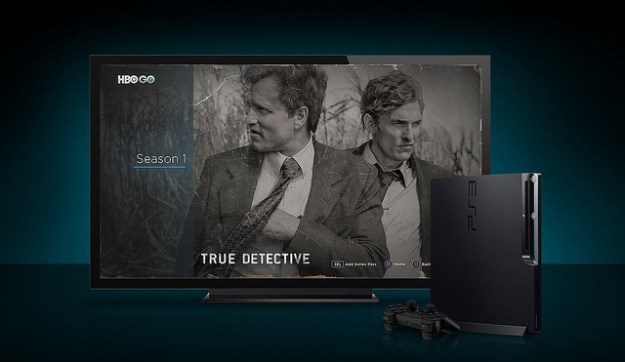 HBO Go PlayStation 3 App
