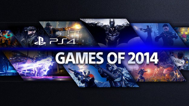 40 PS4 Exclusives 2014