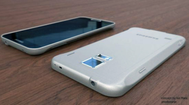 Samsung Galaxy F Photos