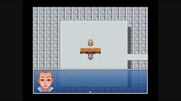 True Detective 8-bit Video Game