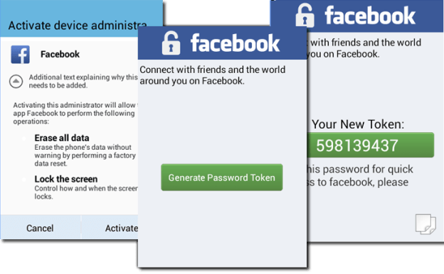 Android malware targets Facebook users
