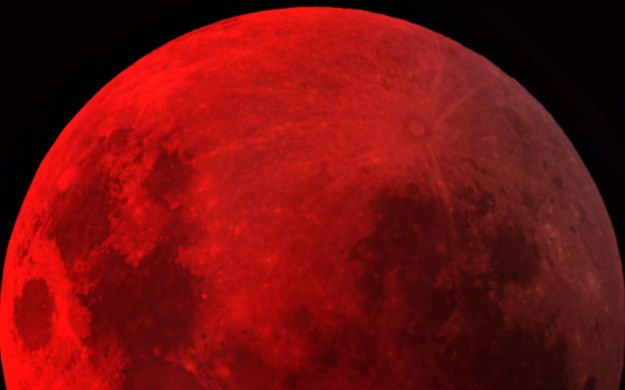 When Is The Blood Moon Eclipse